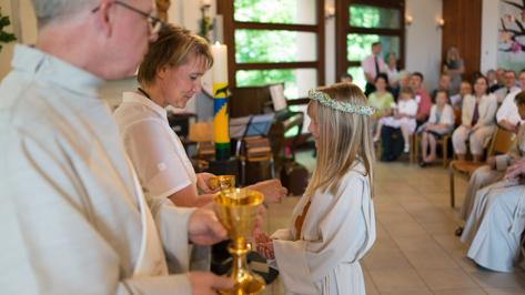 Erstkommunion– Heidi Bernet