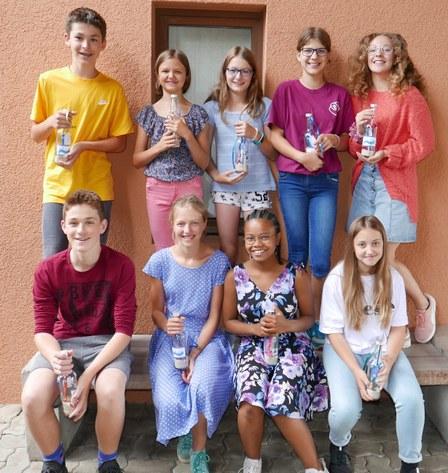 Gruppe Teen Life