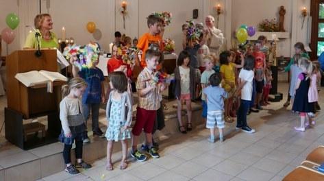 Pfarreifest_2018_Kindergottesdienst