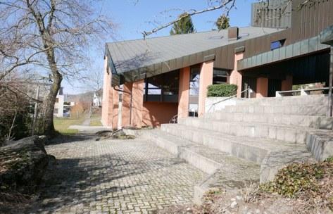 Pfarreizentrum_Aussengelände