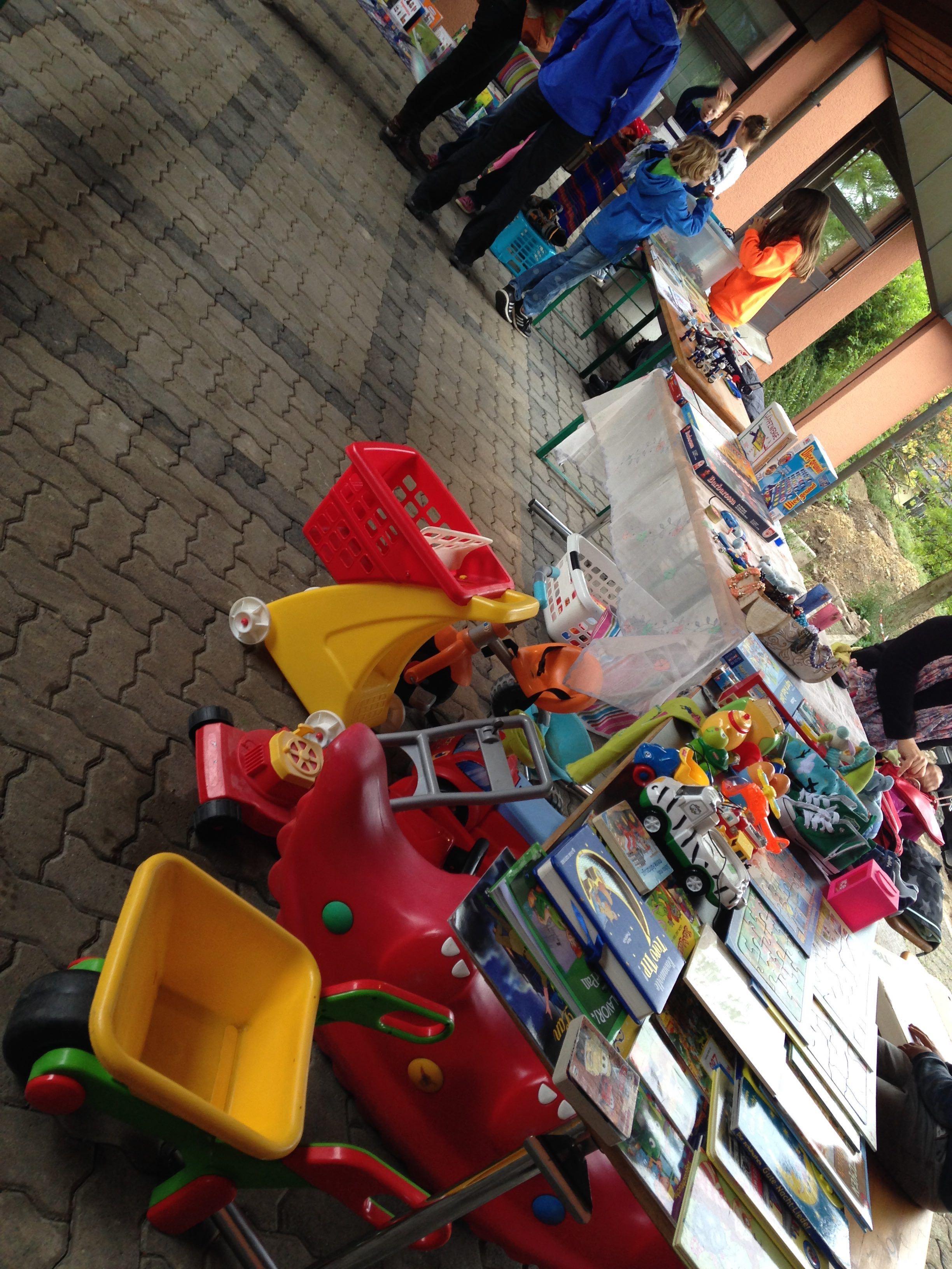 Kinder-Flohmarkt 2017