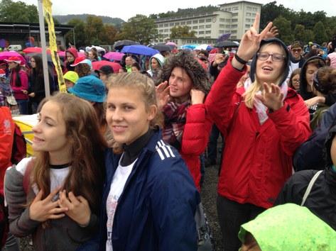 Minifest in Luzern