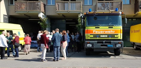 Ökum. Erntedank- und Feuerwehr-GD