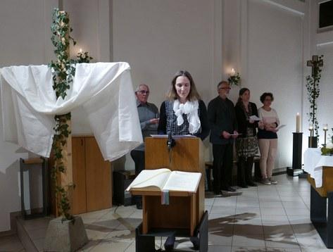 Liturgiegruppe Osternacht