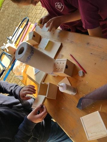 Holz-Spiel selber bauen...